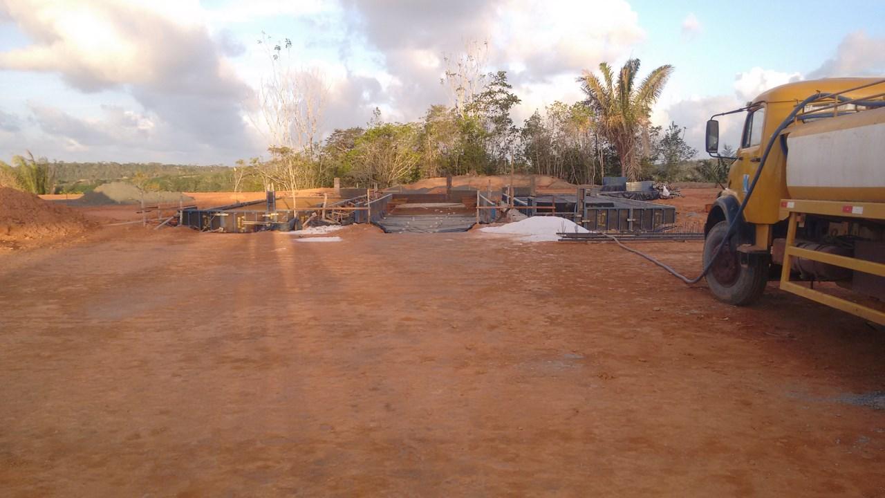 Base dos Motores - Imetame - Mata de São João - BA
